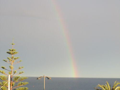 Dove nascono gli arcobaleni